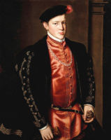 Антонис ван Дасхорст Мор. Портрет Жоао Мануэля, принца Португалии