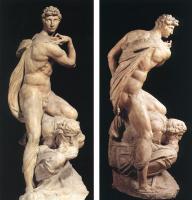 Микеланджело Буонарроти. Дух победы