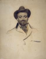 Рамон Касас Карбо. Хосе Мария Серт