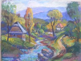 Yosif Josifovich Garani. River