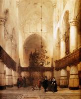 Йоханнес Босбум. Новая церковь в Делфте