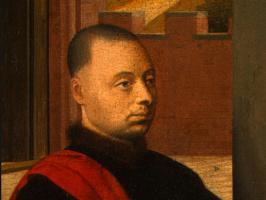 Петрус Кристус. Портрет мужчины