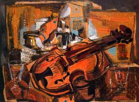 Исмаэль Гонсалес де ла Серна. Скрипка