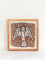"Polina Nikolaeva. ""Dove, symbolizing the Holy Spirit"""