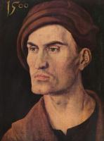 Альбрехт Дюрер. Портрет молодого человека