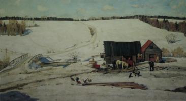 """Forge"" Kozmodemyansky museums named after AVGrigorev"