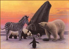 Стивен Лиман. Животные
