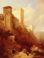 Дэвид Робертс. Башня