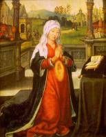 Жан Беллегамб. Молитва матери