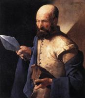 Жорж де Латур. Святой Томас