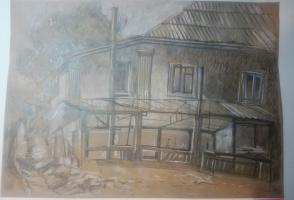 Unknown artist. HOUSE
