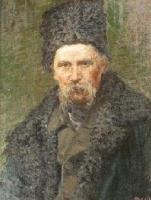 Давид Давидович Бурлюк. Портрет Шевченко