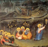 Джованни ди Паоло. Христос в саду