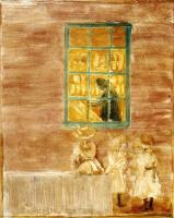 Морис Брэзил Прендергаст. Дети у окна