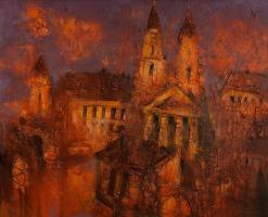 Taras Usik. Cathedral