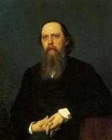 Иван Николаевич Крамской. Портрет Е. М. Салтыкова-Щедрина