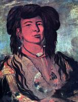Джордж Катлин. Портрет