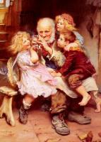 Джон Артур. Любимый дедушка