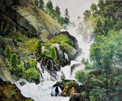 "LEMI Abaev. ""Водопады гор"""