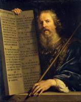 Филипп де Шампень. Пророк Моисей