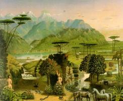 Ераст Солсбери Поле. Райский сад