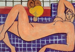 Henri Matisse. Pink nude