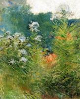 Джон Генри Твахтман. Цветы