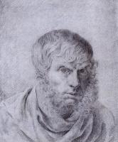 Каспар Давид Фридрих. Автопортрет