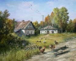 Сергей Владимирович Дорофеев. Warm autumn