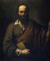 Хосе де Рибера. Св. Симон
