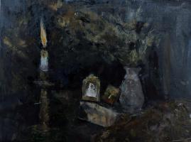 Sophia Esakova. Stillife