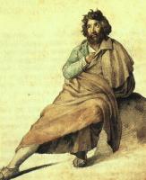 Теодор Жерико. Сюжет 1