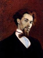 Иван Николаевич Крамской. Портрет художника Константина Савицкого