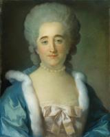 Жан-Батист Пирроне. Женский портрет