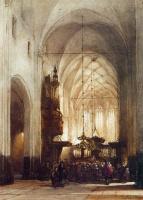 Йоханнес Босбум. Церковь в Хаттеме