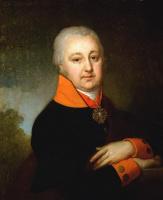 Владимир Лукич Боровиковский. Портрет Н. М. Яковлева