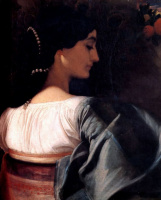 Frederic Leighton. Plot 7