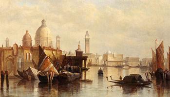 Джеймс Холланд. Венеция