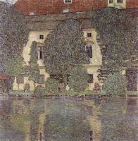 Густав Климт. Замок Каммер на озере Аттерзее III