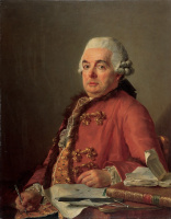 Jacques-Louis David. Portrait Of Francois
