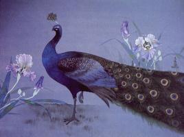 Дэвид Ли. Королевский павлин