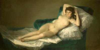 Nude Maha
