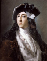 Розальба Каррьера (Каррера). Густав Гамильтон, 2-й виконт Бойн
