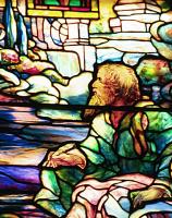 Луис Комфорт Тиффани. Видение Святого Иоанна