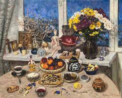 Василий Васильевич Куракса. Domestic gatherings