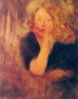 Уильям Мейерович. Портрет женщины