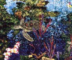 Луиза Кахсенс. Кораллы