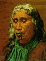 Чарльз Голди. Зеленые губы
