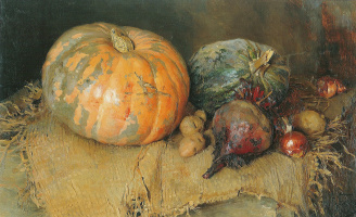 Николай Дмитриевич Кузнецов. Овощи