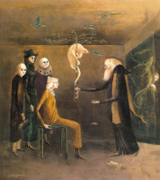 Leonora Carrington. Offering
